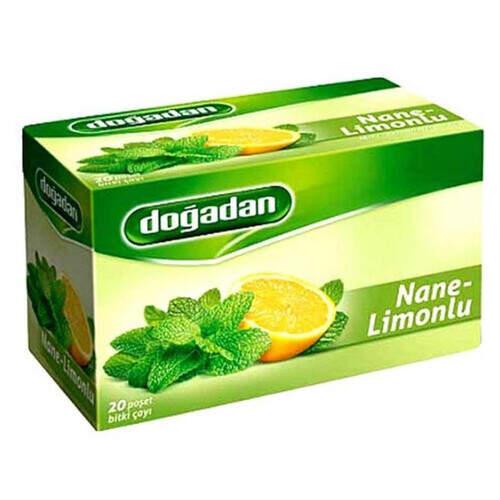Doğadan Bitkisel Nane-limon Çayı 40 Gr.