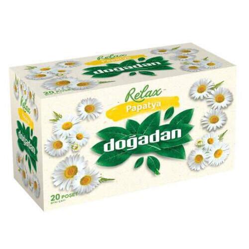 Doğadan Bitkisel Papatya Çayı 30 Gr.