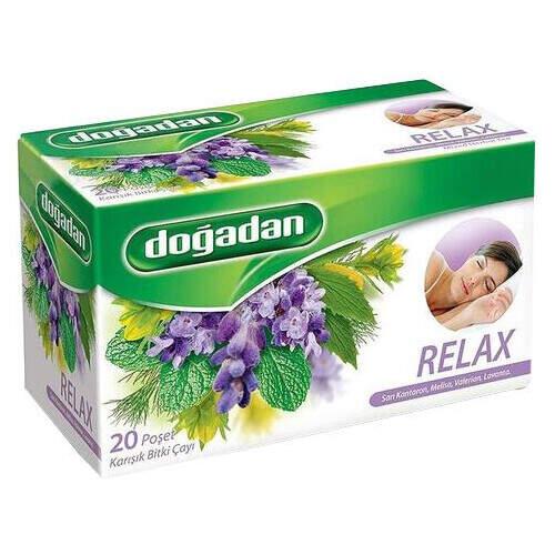 Doğadan Relax Poşet Çay 20'li Paket 30 Gr.