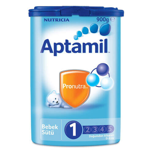 Milupa Aptamil Bebek Sütü 1 900 Gr.