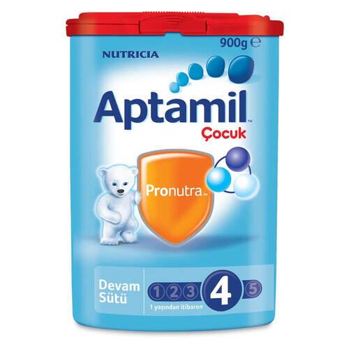 Milupa Aptamil 4 Junior 900 Gr.