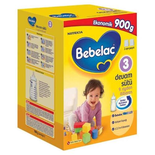 Bebelac Mama-3 900 Gr.
