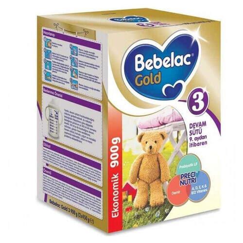 Bebelac Mama Gold-3 900 Gr.