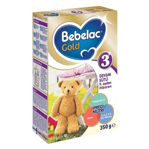 Bebelac Gold Mama 3 350 Gr.