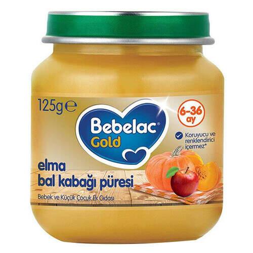 Bebelac Gold Elma Balkabağı 125 Ml.