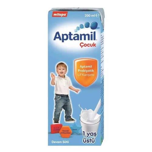 Milupa Aptamil Çocuk Devam Sütü Junior 200 Ml