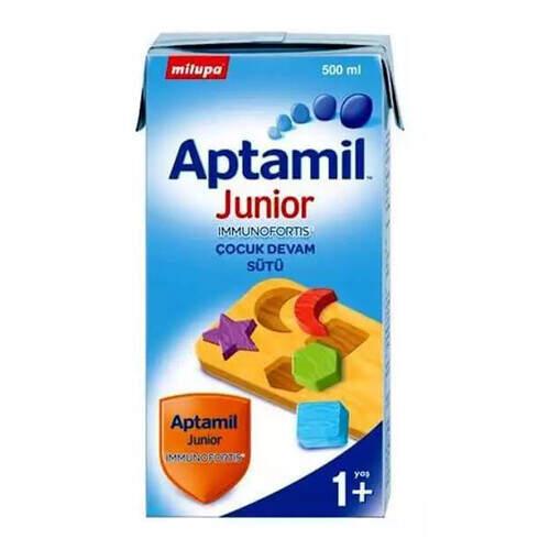 Milupa Aptamil Çocuk Devam Sütü Junior 500 Ml.