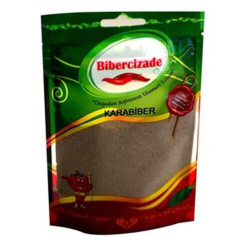 Bibercizade Karabiber 40 Gr.