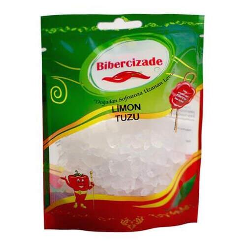 Bibercizade Limon Tuzu 75 Gr.
