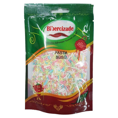Bibercizade Pasta Süsü 40 Gr.