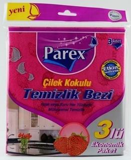 Parex Temızlık Bezı Cılek Kokulu 3lu Eko