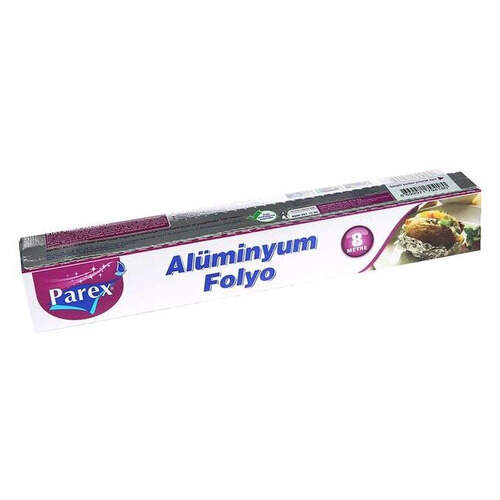 Parex Aluminyum Folyo 8 Mt.