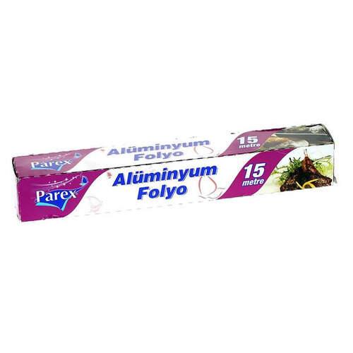 Parex Alüminyum Folyo 15 Mt.