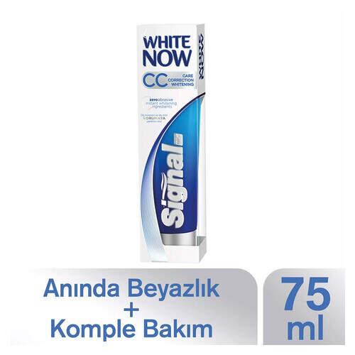 Signal White Now Cc Diş Macunu 75 Ml.