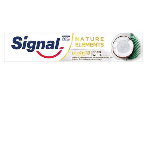 Signal Coco White Diş Macunu 75 Ml.