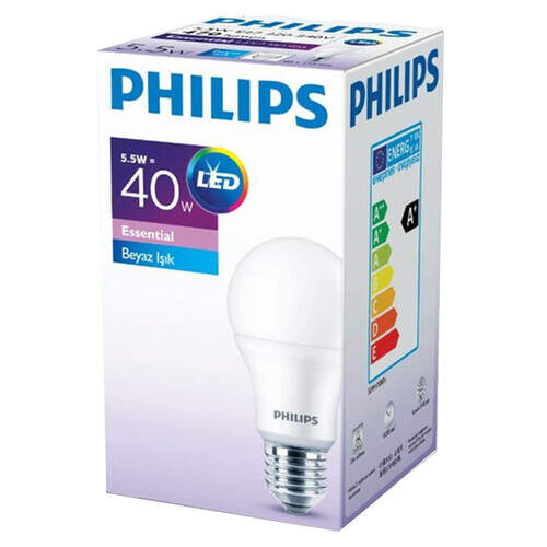 Philips Essential Led 5.5 Vat