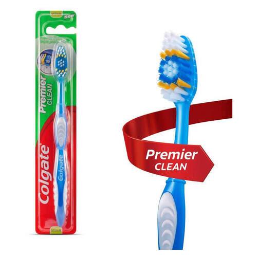 Colgate Premier Clean Diş Fırçası Medium