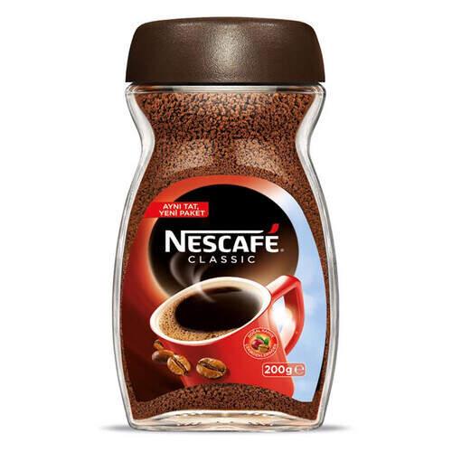 Nescafe Classic Cam 200 Gr.