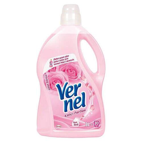 Vernel Gülün Büyüsü Yumuşatıcı 3l.