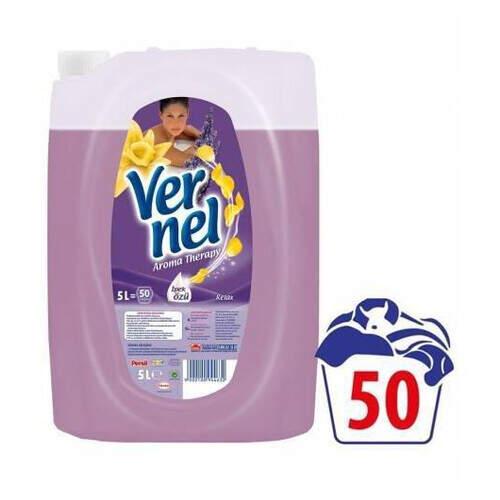 Vernel Relax Yumuşatıcı 5000 Ml.