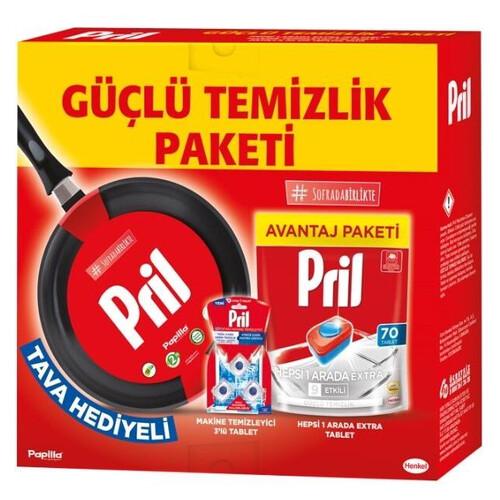 Prıl Hba Tablet 70 Lı+mak.tem+tava Hed.