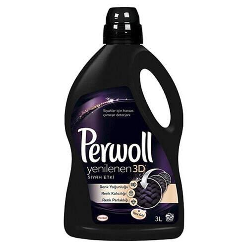 Perwoll Siyah 3 Lt.