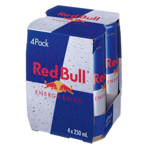 Redbull Enerjı Icecegı 4x250ml.