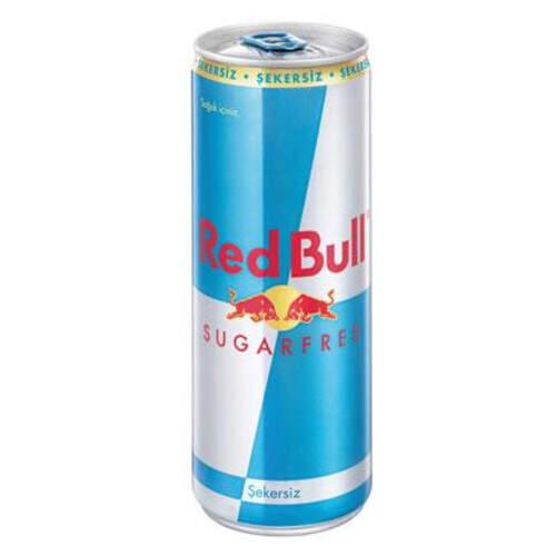 Redbull Enerji İçeceği 250 Ml.şekersiz