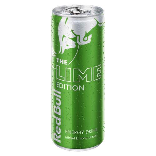 Redbull Enerji İçeceği 250 Ml.misket Limonu
