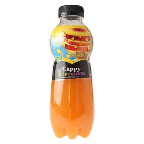 Cappy Pulpy Karışık 330 Ml.