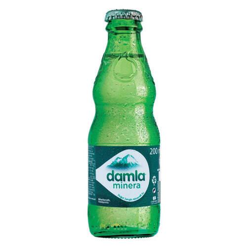 Damla Sade Soda 200ml