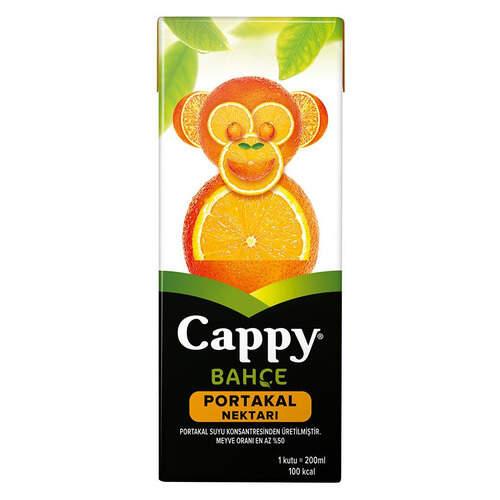 Cappy M.suyu 200ml.portakal