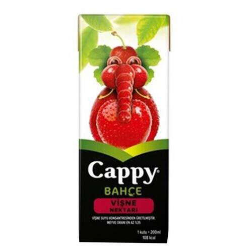 Cappy Meyve Suyu Vişne 200 Ml.