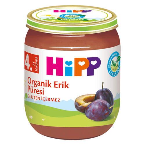 Hipp Organik Erik Püresi 125 Gr.