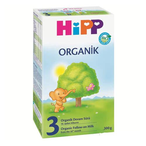 Hipp 3 Organik 300 Gr.