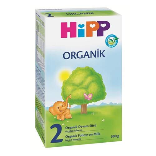 Hipp 2 Organik 300 Gr.