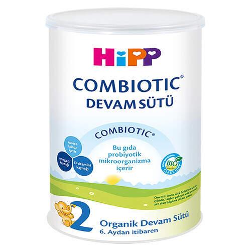 Hipp 2 Organik Combiotic Bebek Sütü 350 Gr.
