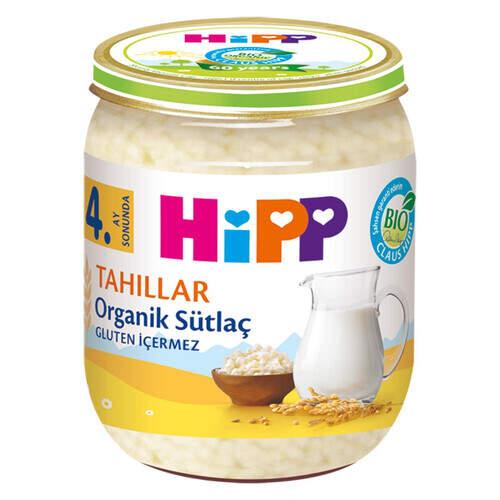 Hipp Organik Sütlaç 125 Gr.