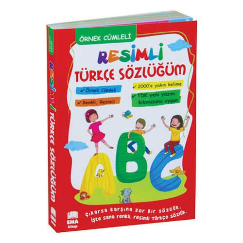 Ema Resimli Türkçe Sözlük B.boy
