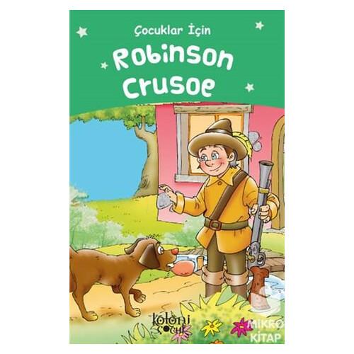 Mıkro Kıtap Robınson Cruose (çocuklar Icın)